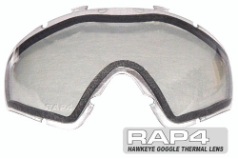 Hawkeye Paintball Goggle Thermal Lenses