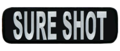 Sure Shot Patch (Large)