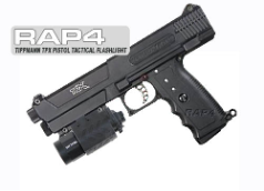 TPX Night Ops Pistol
