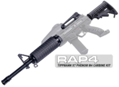 Tippmann X7 Phenom M4 Carbine Kit