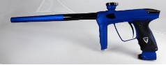 DLX Luxe 2.0 OLED Paintball Gun - Blue/Black