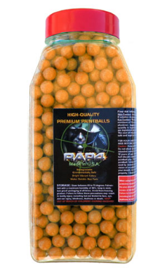 .43 Paintballs (Bottle of 800)