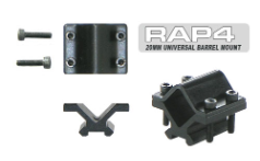 20 mm Universal Barrel Mount