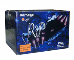 Karnage Rip Tournament Grade Paintballs (2000 ct.)