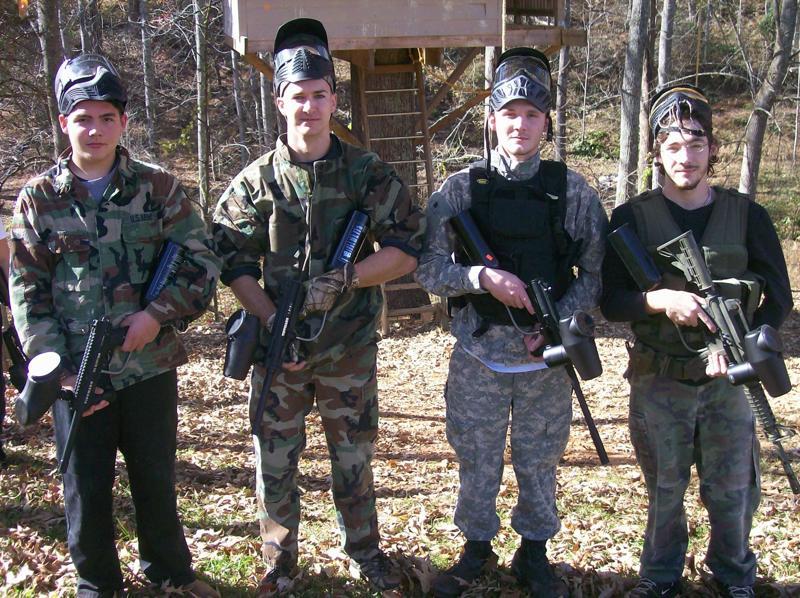 scenario paintball guns. scenario paintball team