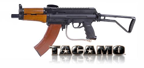 Tippmann A5 Tacamo Krinkov AK47 Marker