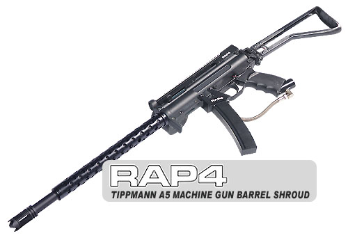 gun barrel machine