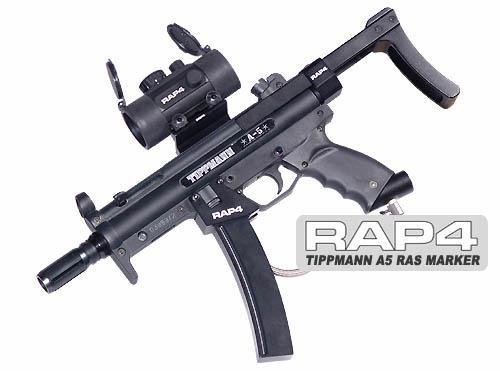 Tippmann A5 RAS CQB Paintball Gun