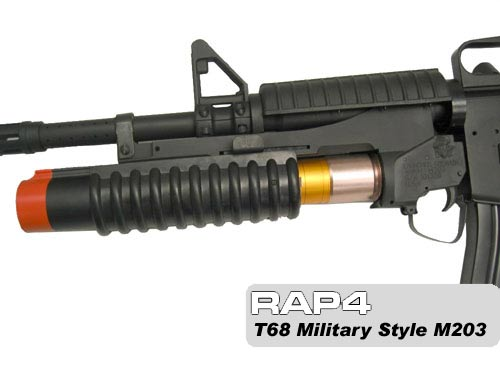 paintball grenade launcher - photo #20