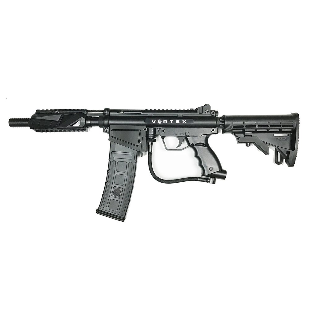 tacamo vortex action pump m4 marker carbine paintball bolt