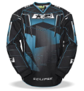 Planet Eclipse 2014 Distortion Code Jersey - Ice
