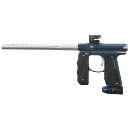Empire Mini GS Paintball Gun - Navy/Silver