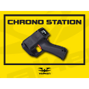 Paintball Field Sign - Chrono Station