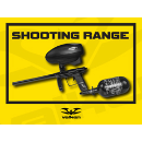 Paintball Field Sign - Shooting Range (Out of Stock)