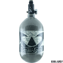 Valken Air 68/4500 Carbon Fiber Tank - Cool Grey