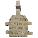 VTac Tactical Paintball Thigh Rig