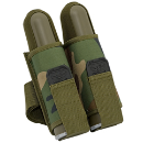 VTac 2 Pod Web Belt - Woodland