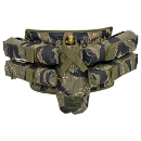 VTac 4+1 Harness - Tiger Stripe