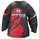 Empire 2014 Prevail FT Paintball Jersey - Red
