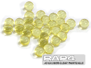 .43 Clear Paintballs (Bottle of 200)