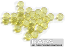 .68 Clear Paintballs (Box of 2000)