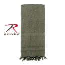 Rothco Solid Color Shemagh Scarf
