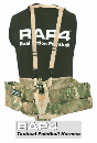 Rap4 Tactical Paintball Harness - Eight Color Desert