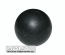 .68 Black Rubber Training Balls (Bag of 500)