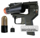 Squad Blaster Paintball Grenade Launcher Package