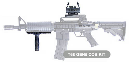 T68 CQB Paintball Gun Kit