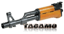 Tacamo AK47 Wooden Barrel Kit