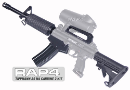 Tippmann A5 M4 Carbine 2 Kit