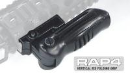 Alpha Black RIS Folding Grip