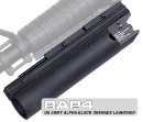 Tippmann Alpha Black Grenade Launcher (Long)