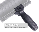Tippmann Alpha Black Vertical Grip