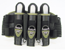NXE Elevation Pro Edition 3+2+2 Harness - Olive
