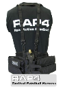 Rap4 Tactical Paintball Harness - Black (Out of Stock)