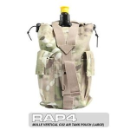 MOLLE Vertical CO2 Air Tank Pouch