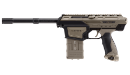 Dye DAM CQB Paintball Gun - Dark Earth
