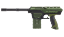 Dye DAM CQB Paintball Gun - Olive
