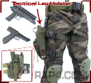 T68 Leg Holster Package
