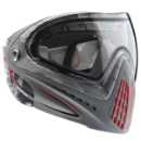 2014 Dye Invision I4 Pro Mask - Airstrike Red