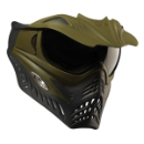 VForce Grill Goggles - Reverse Olive Drab