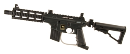 Project Salvo Paintball Gun