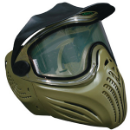 Empire Helix Paintball Mask - Olive