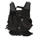 Children's Tactical Vest - Black (Out of Stock)