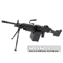 M249 SAW Paintball Machine Gun w/Box Magazine