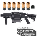 M68 M203 Revolver Grenade Launcher Package