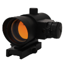 Tactical Red Dot Sight + Laser
