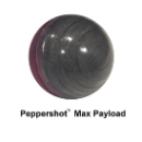 Peppershot Max Payload Less Lethal Rounds (Tube of 10)